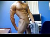 Sexy Gay Guy Solo Wanking